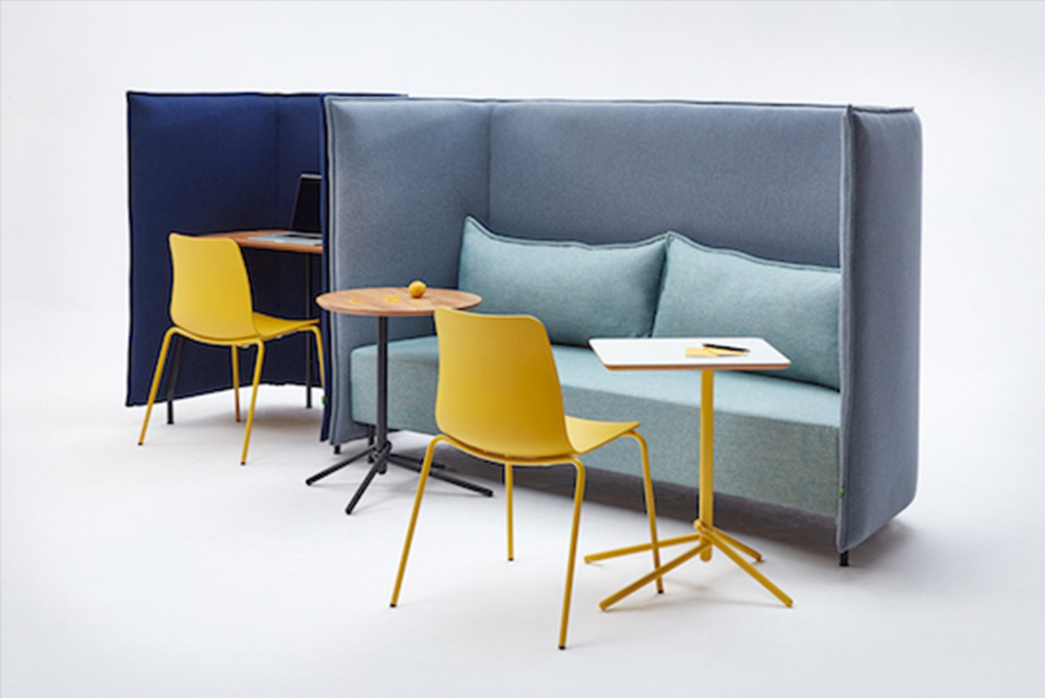 Introducing the Knot table by British furniture company Naughtone.