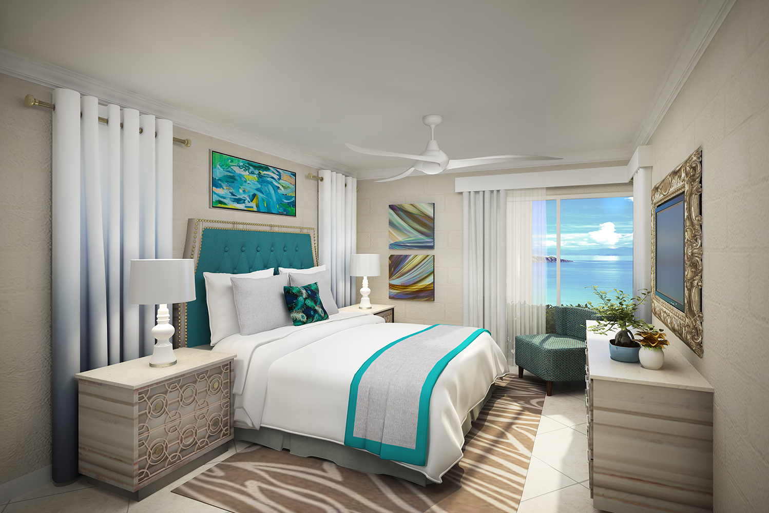 Elegant Hotels Group opened Treasure Beach following a $10.5 million renovation.