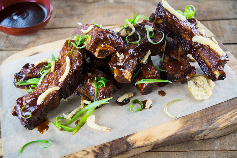 Sticky Fingers Ribs