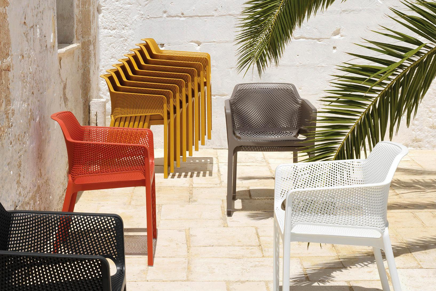 Introducing the Euro Form collection by Texacraft, a contract furniture brand known for its outdoor and casual offerings.