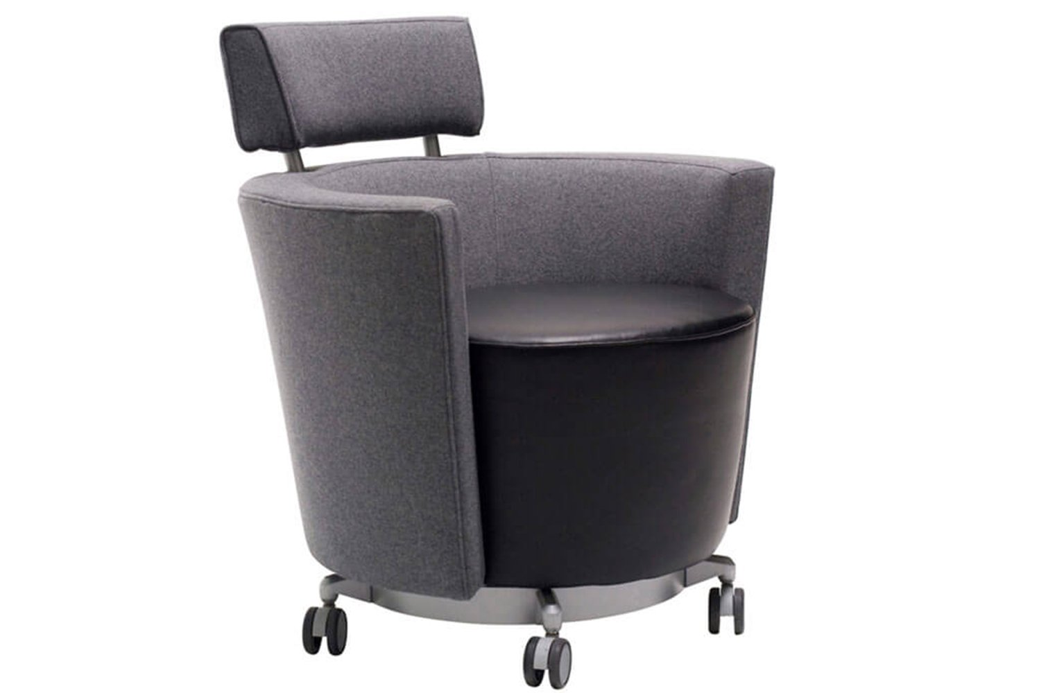It comes in a variety of styles, including a mobile lounge chair available in multiple sizes.