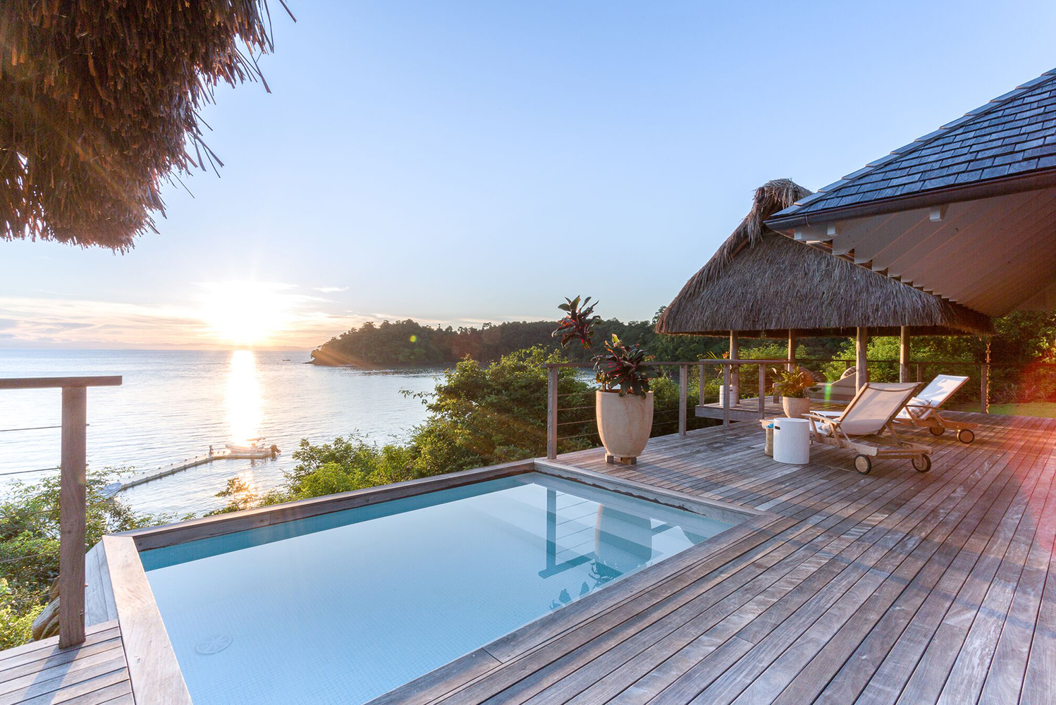 Islas Secas Reserve & Lodge is the vision of conservation philanthropist Louis Bacon.