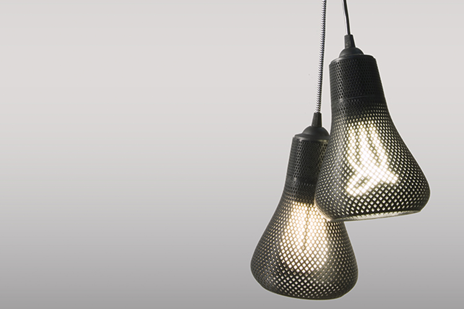 Plumen and Formaliz3d launched Kayan, a brand new 3D-printed pendant lights.