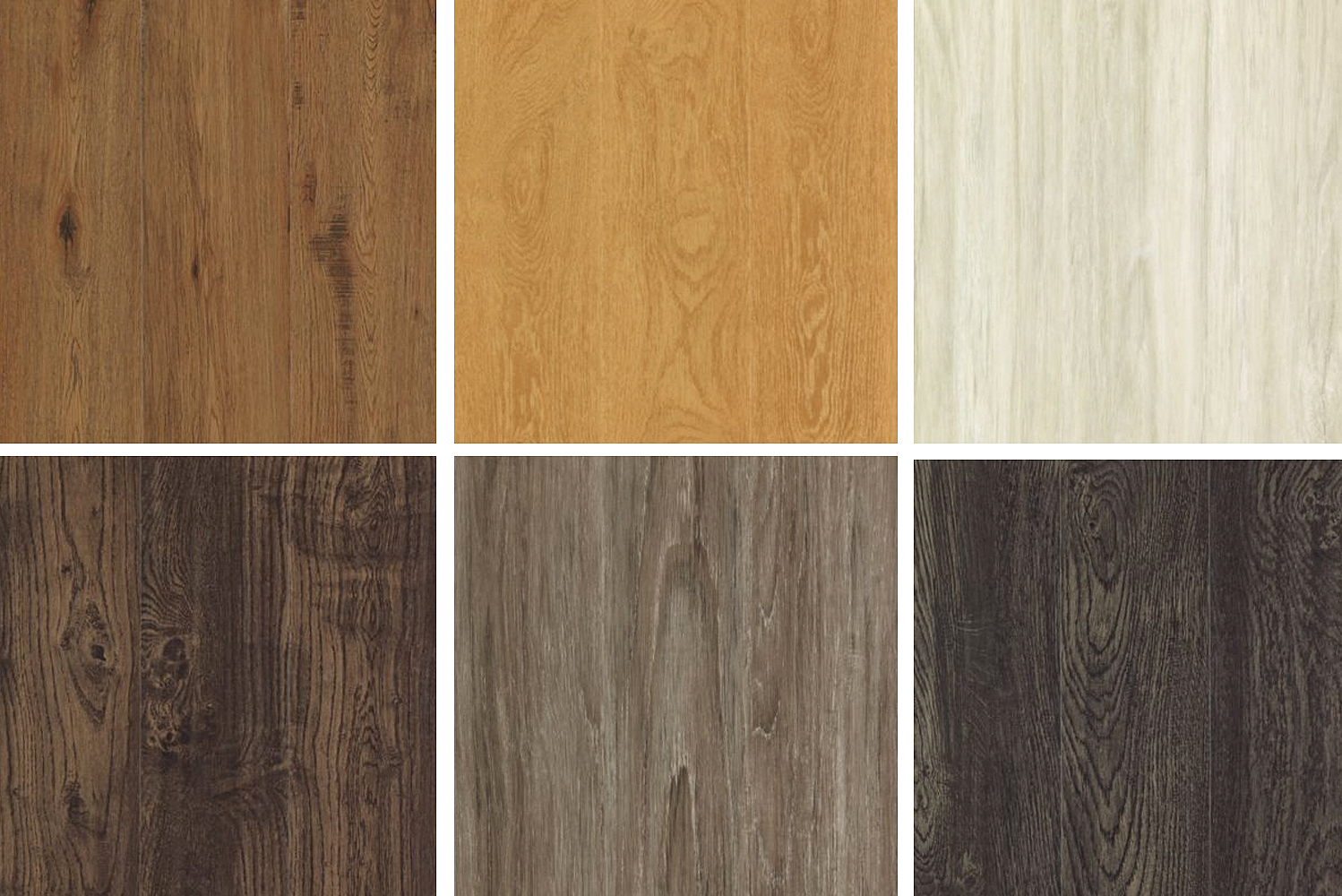 There are 10 colors available, ranging from almost white Dover to dark gray Sophisticate with various natural brown tones in between.