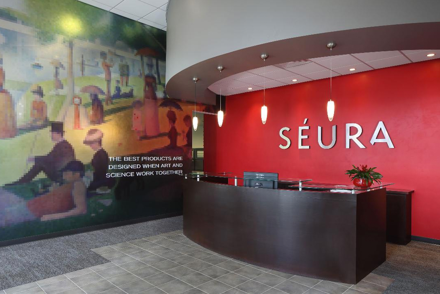 Séura renovated its Green Bay facility.