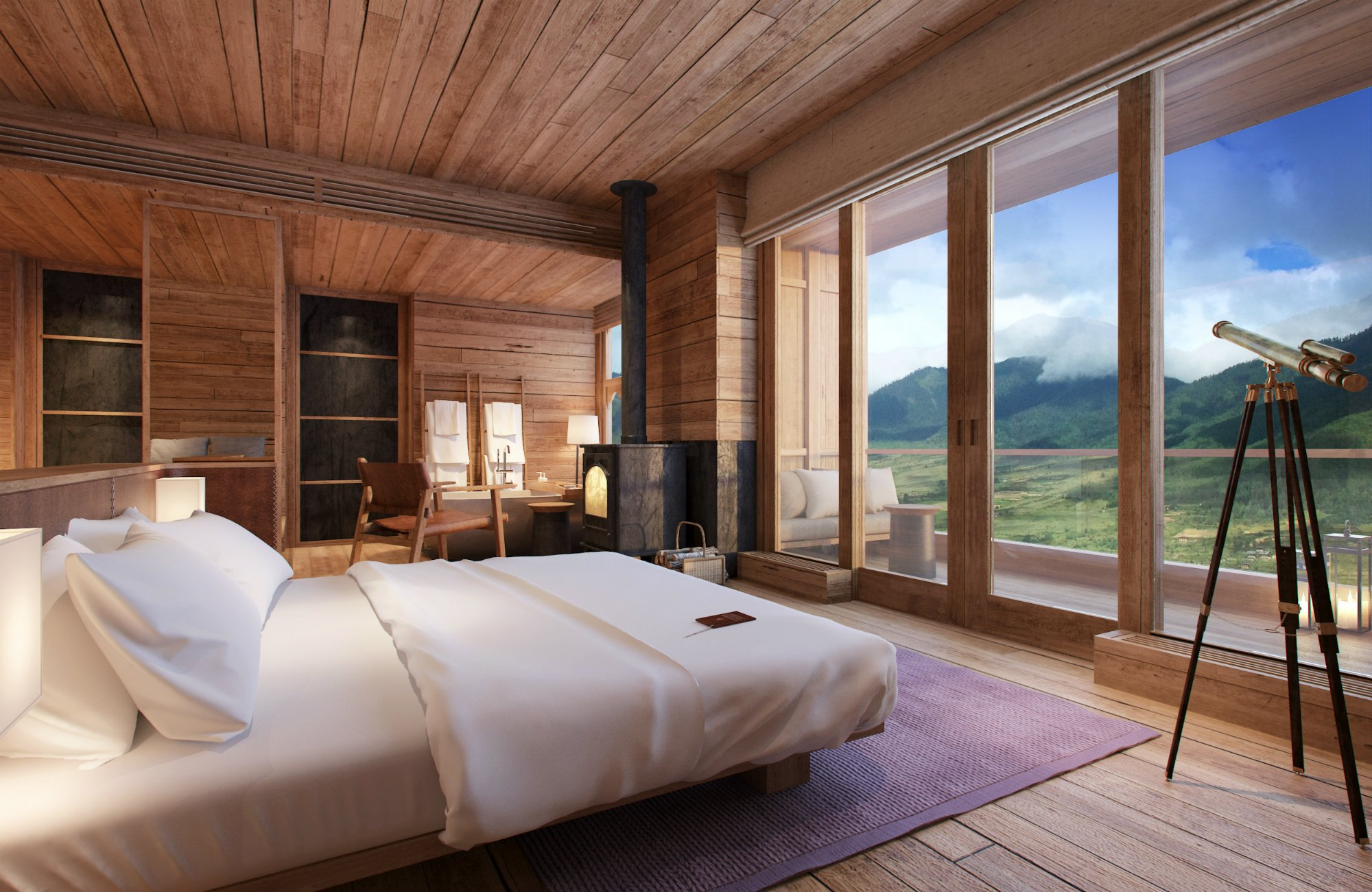 "The Six Senses Bhutan will include a multiproperty, ""story-based"" wellness circuit that takes guests to five distinct lodges."
