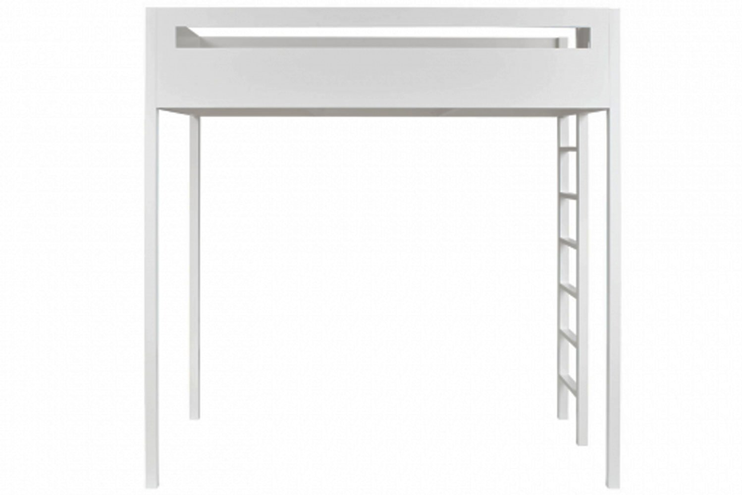 Urban Green launched the Thompson twin loft bed, which is made in Brooklyn with non-toxic materials and nonallergenic finishes.
