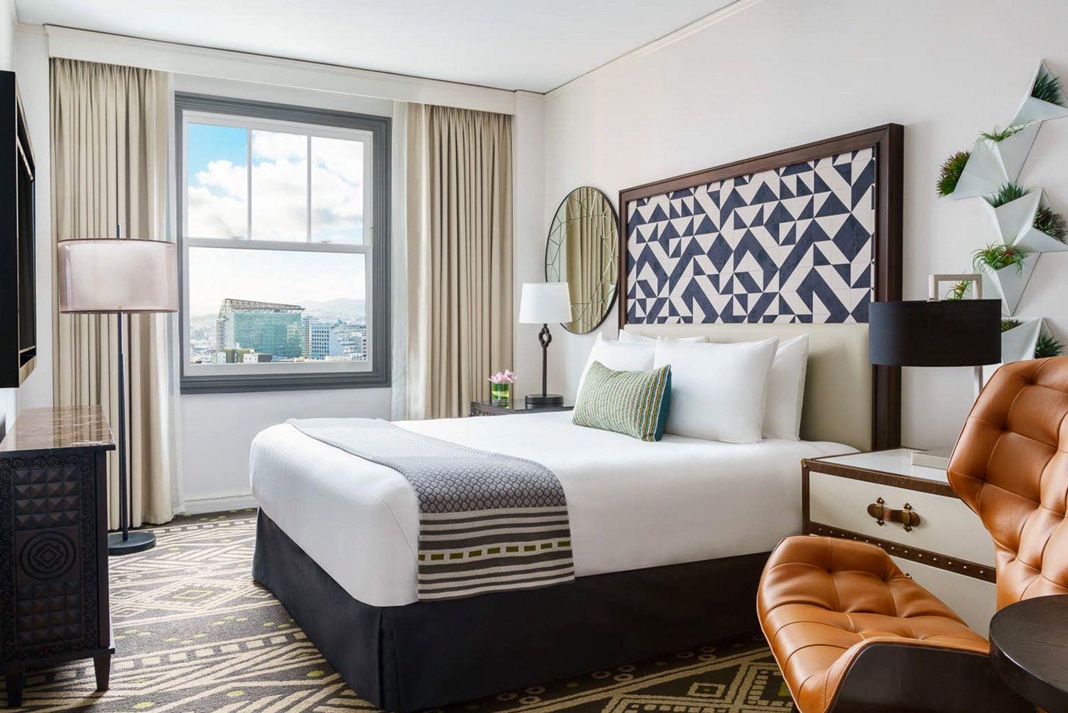 San Francisco's Serrano Hotel is undergoing a $16 million renovation that – upon completion this April – will see the property rebranded as the Hotel Spero.