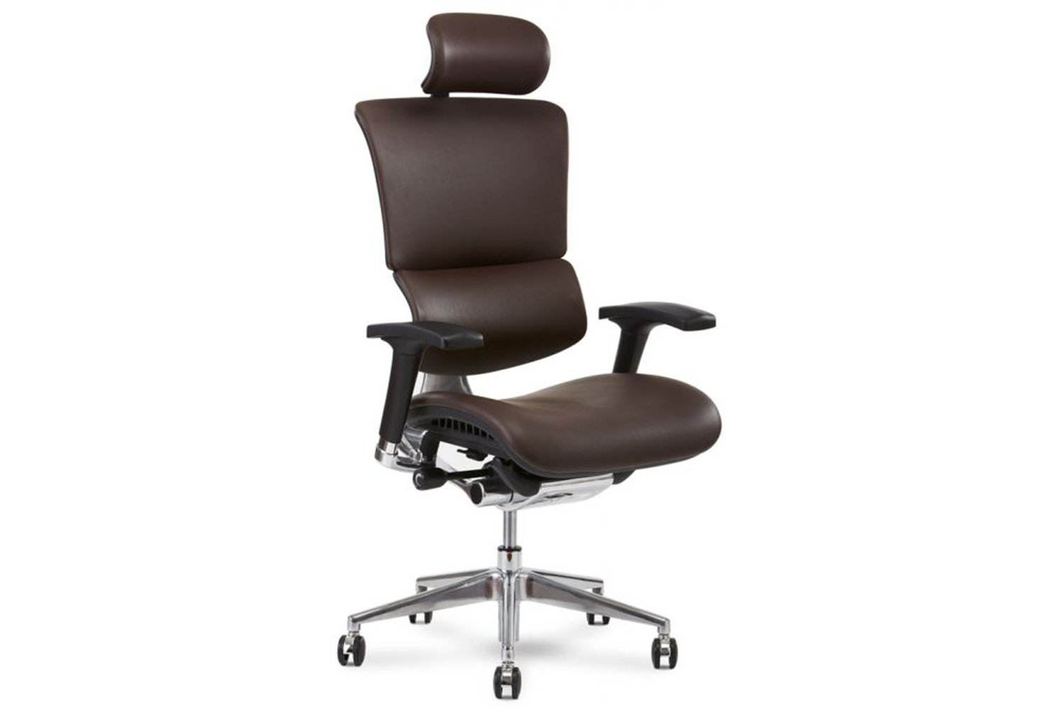 Introducing the X4 leather executive chair by X-Chair.