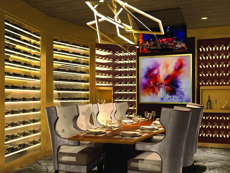 Fine Cut Steakhouse will serve premium cuts