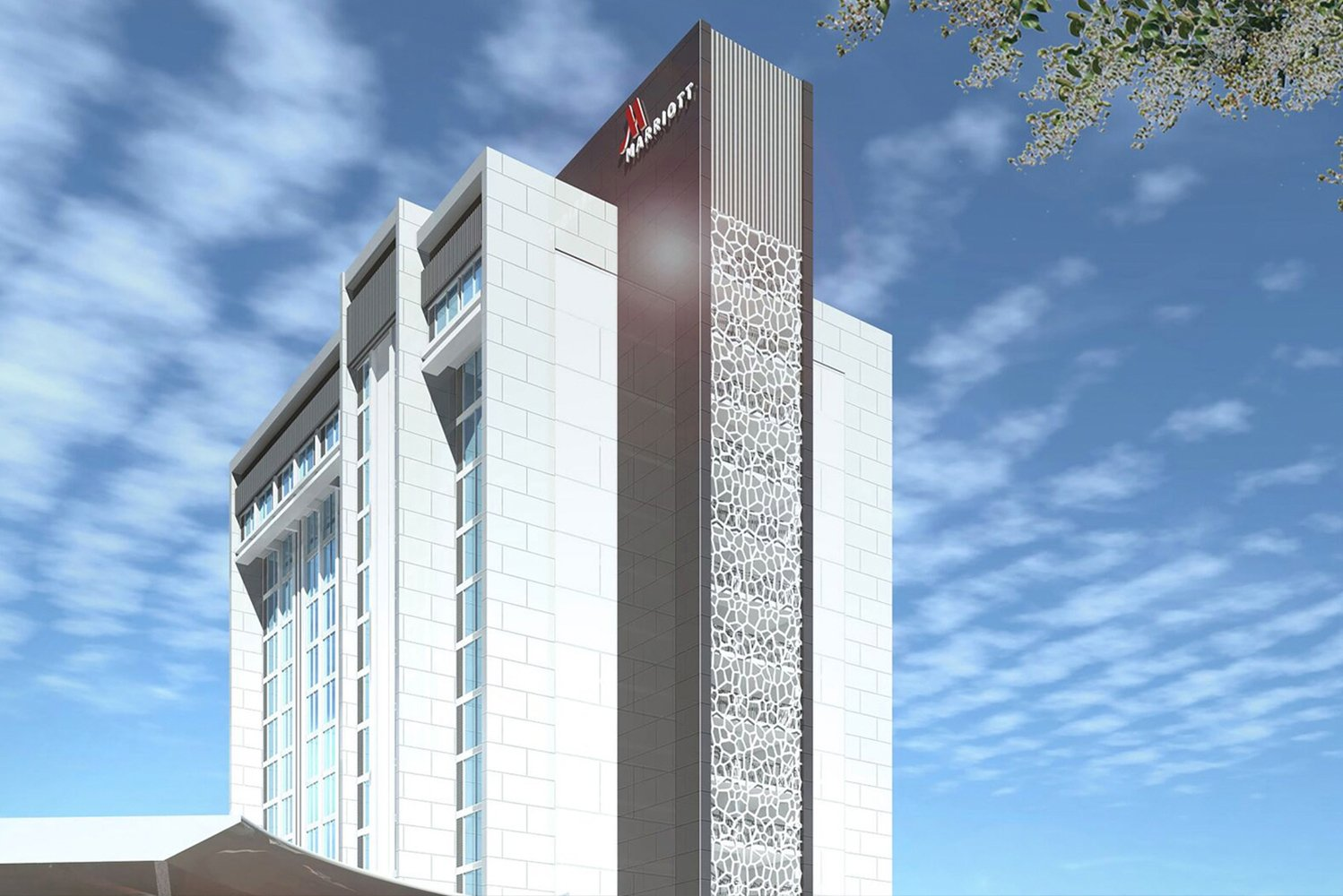 Atlanta Marriott Perimeter Center is completing its nine-month renovation.