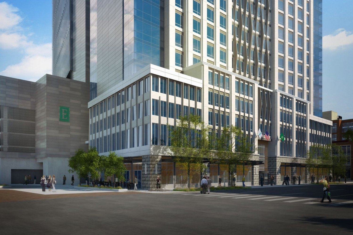 Embassy Suites by Hilton opened a new hotel in Pioneer Square, Seattle's first neighborhood. Photo credit: Embassy Suites by Hilton Seattle Downtown Pioneer Square