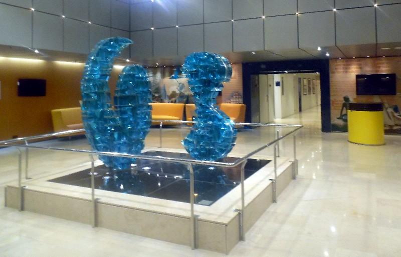 Grand Classica's atrium