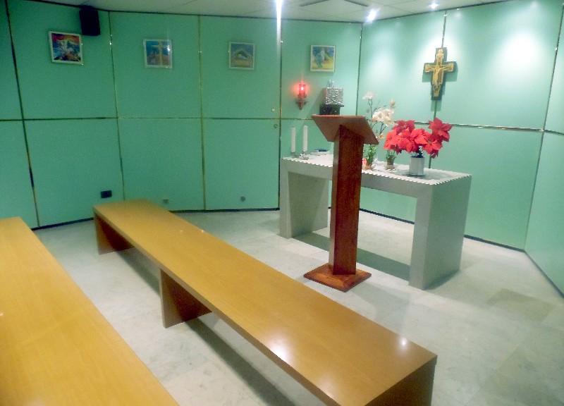 Grand Classica's Chapel