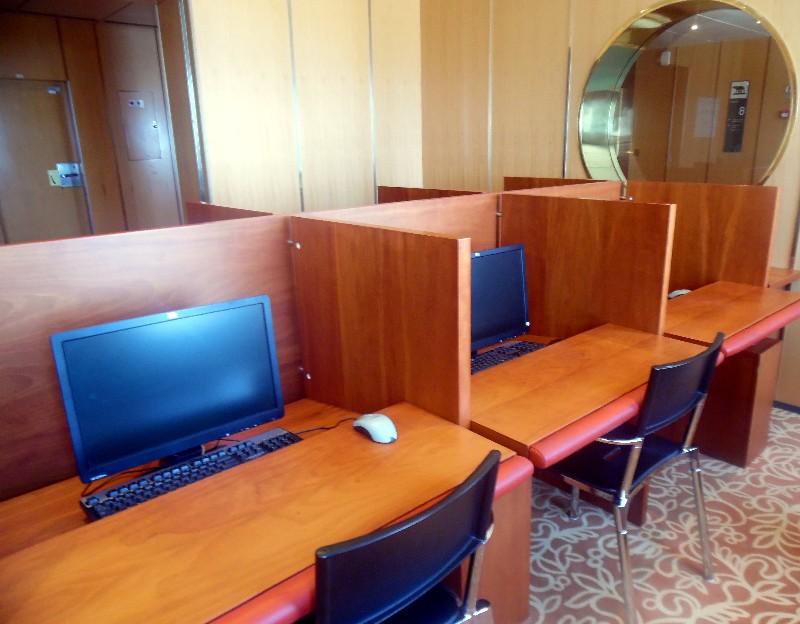 Internet Cafe of Grand Classica