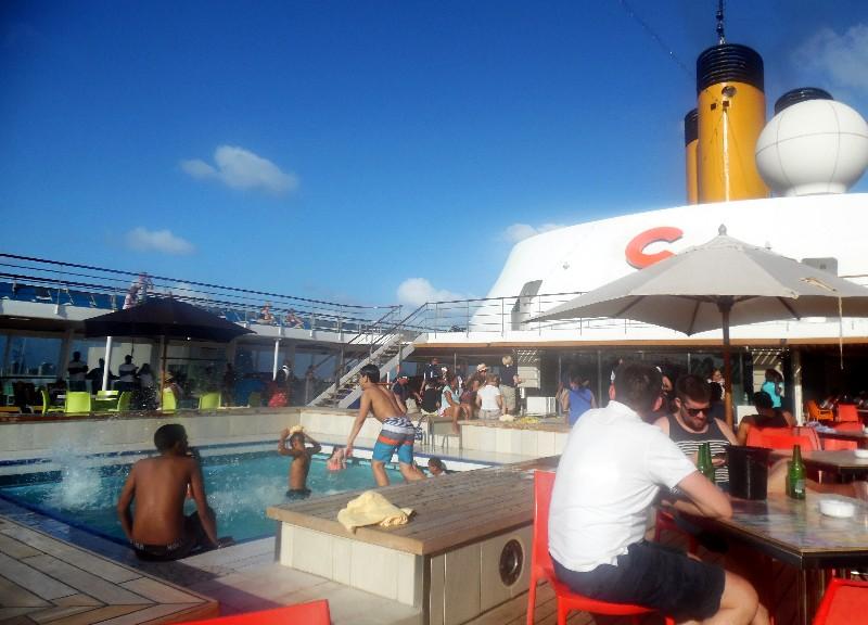 Grand Classica's main pool