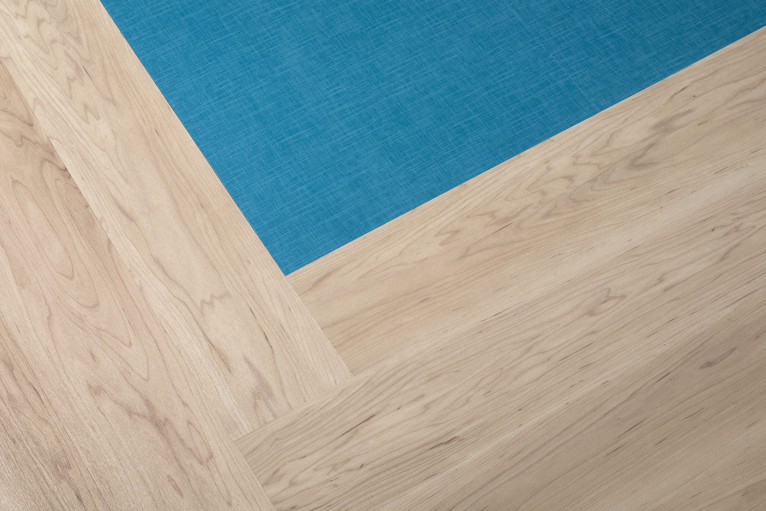 The collection pairs with Parterre's current running line of 3mm luxury vinyl tile and plank products.