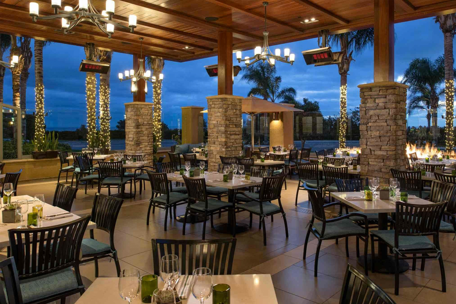 The Westin Carlsbad Resort & Spa will also have a private rooftop terrace for group and private functions.