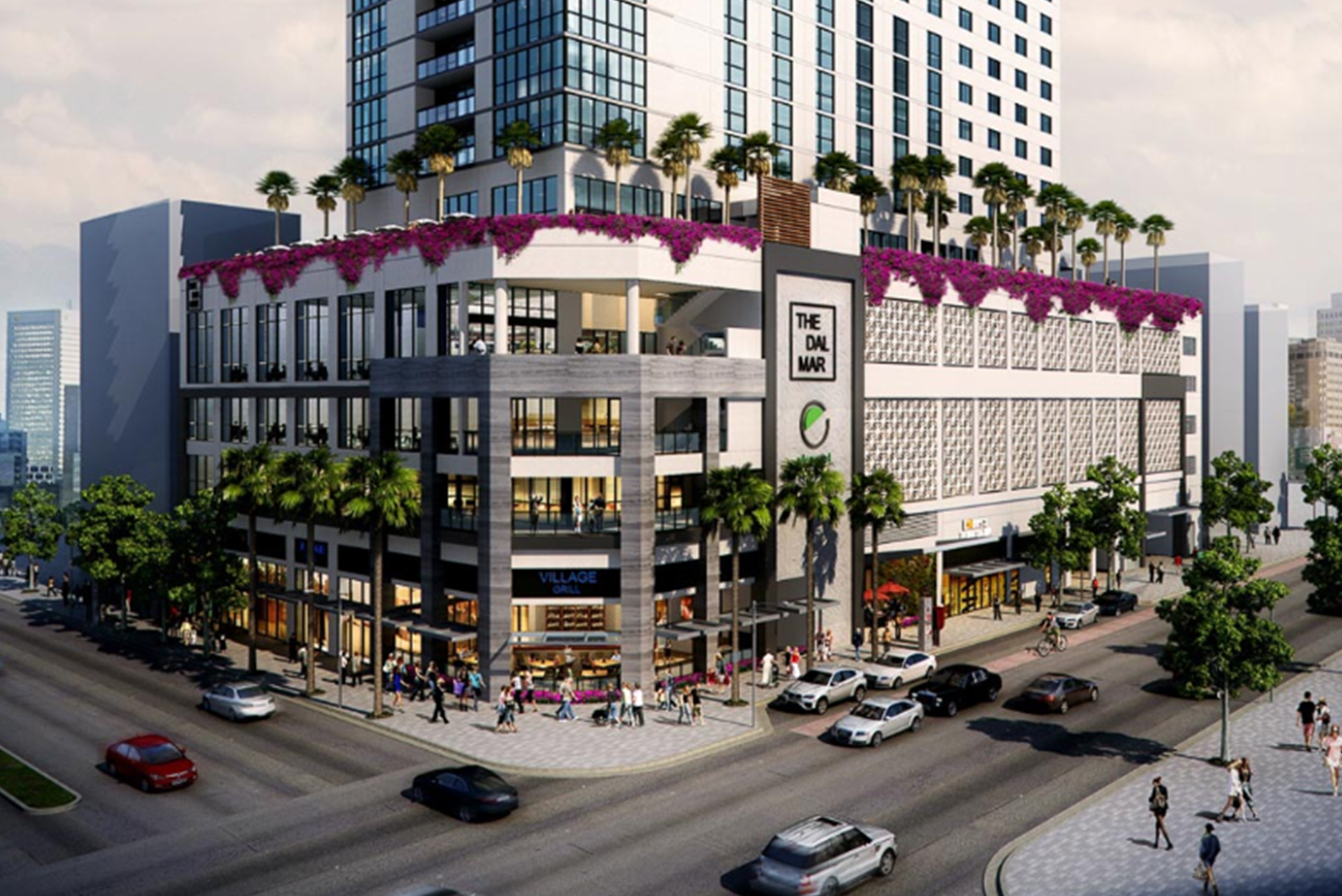 The Dalmar, Fort Lauderdale, A Tribute Portfolio Hotel will open on August 30 as a new addition in Marriott's Tribute Portfolio.
