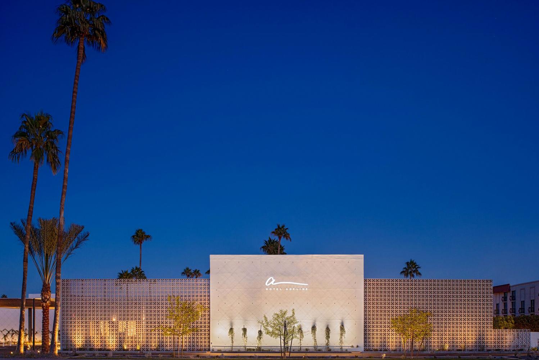 Hotel Adeline opened in Scottsdale, Arizona following a $13 million renovation.
