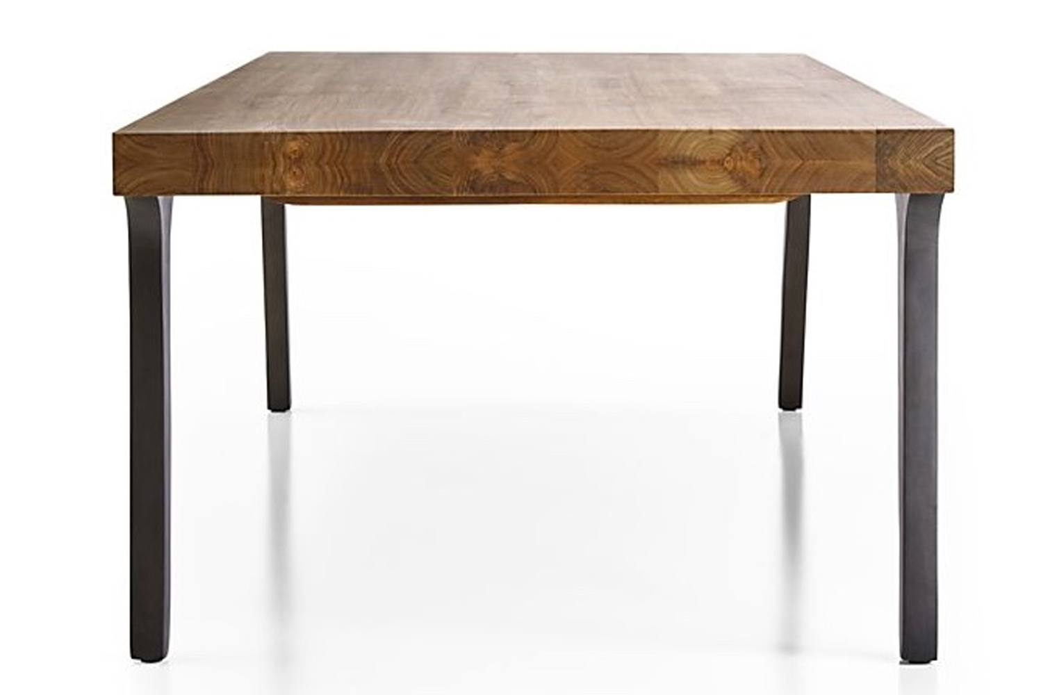 Table With Character: Lakin Recycled Teak Coffee Table By Crate U0026 Barrel