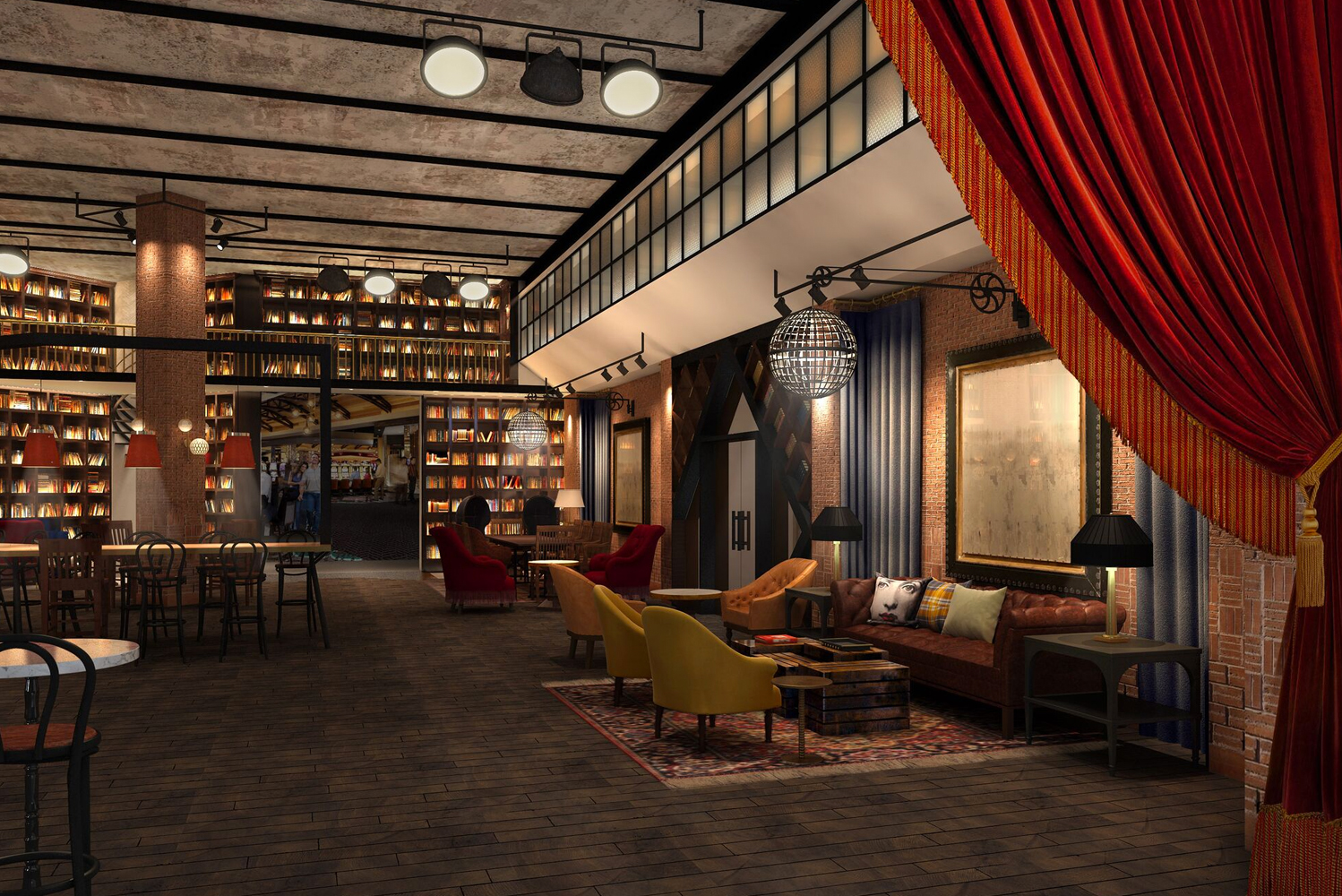 MGM Springfield's design will celebrate the region's past. Photo credit: MGM Resorts International