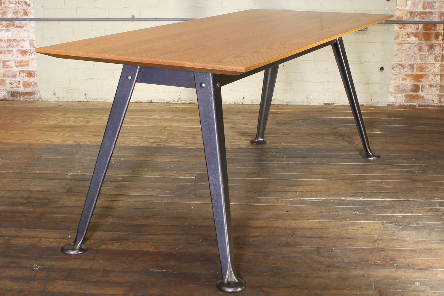 Introducing the Splay-leg table, which is part of the Originals collection by Get Back.