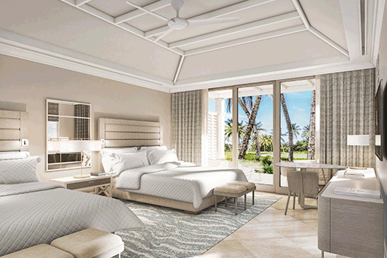 The St. Regis Bahia Beach Resort is also allocating $85 million for the new beachfront residential development, Ocean Drive.