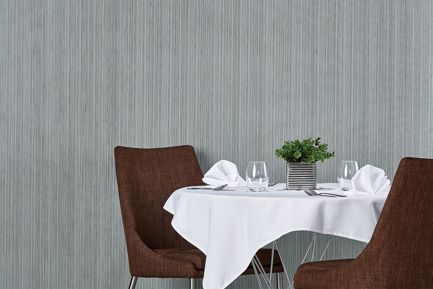 DuPont Electronics & Imaging launched its DuPont Tedlar wallcoverings line, including the Passport collection.