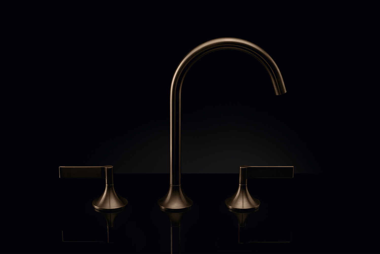 Dornbracht presented its new collection of colors for Vaia.