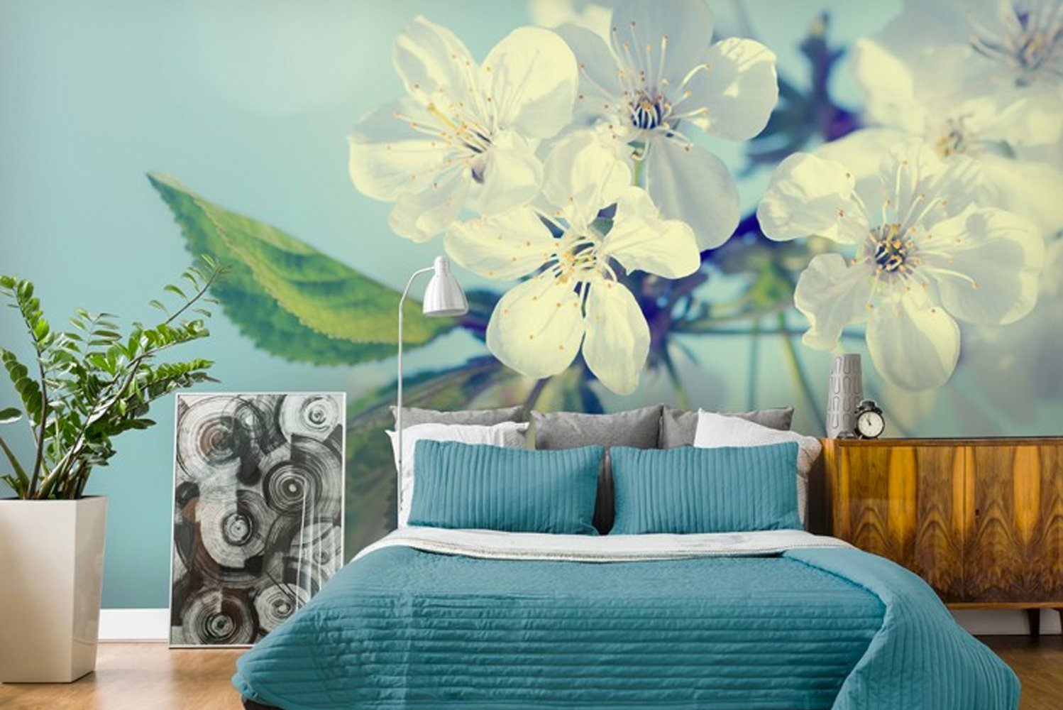 Introducing the antimicrobial and antibacterial wallpapers by Wallsauce.