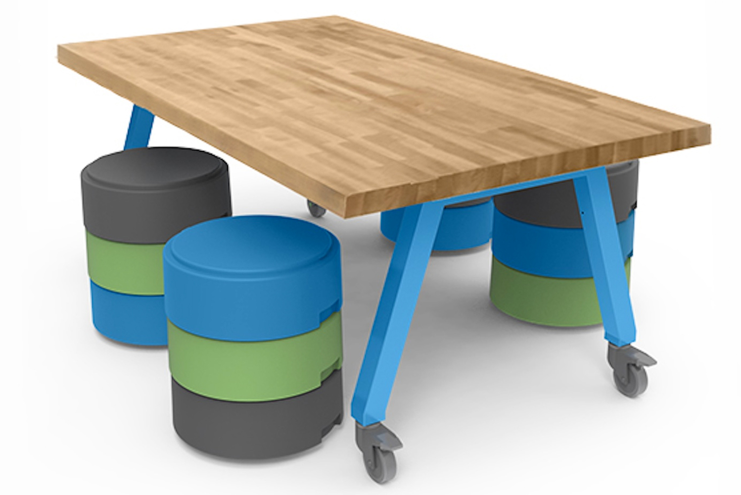 Smith System launched the Planner Studio table series.