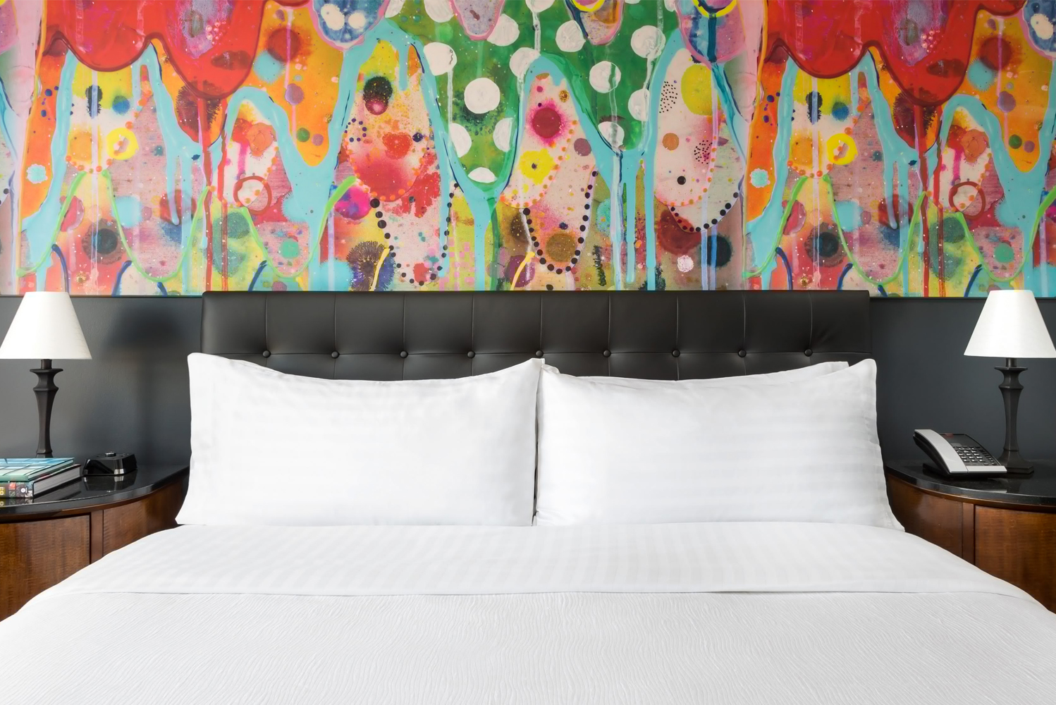 Studio Allston is a new 117-key art-centric hotel in Boston.