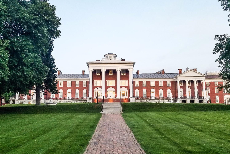 The Blackburn Inn opened in historic Staunton, Virginia.