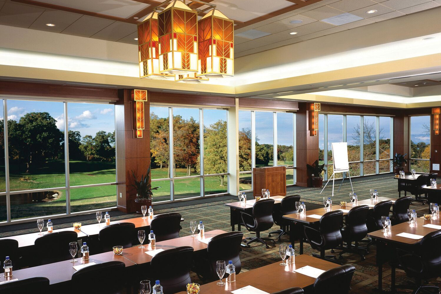 For events, the property has 37,000 square feet of meeting space.