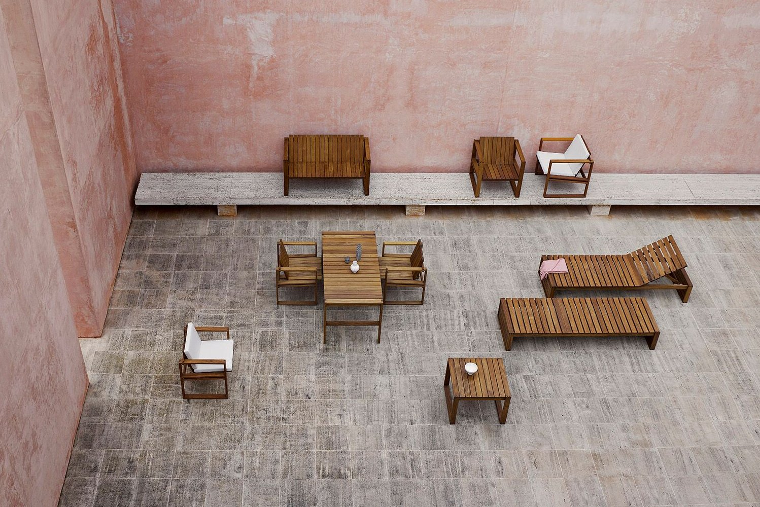 Carl Hansen & Son launched the Indoor-Outdoor collection.