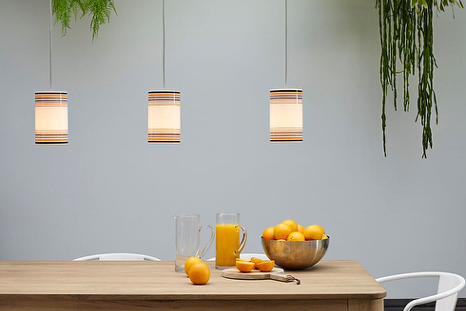 British lighting manufacturer Original BTC launched the May pendant.