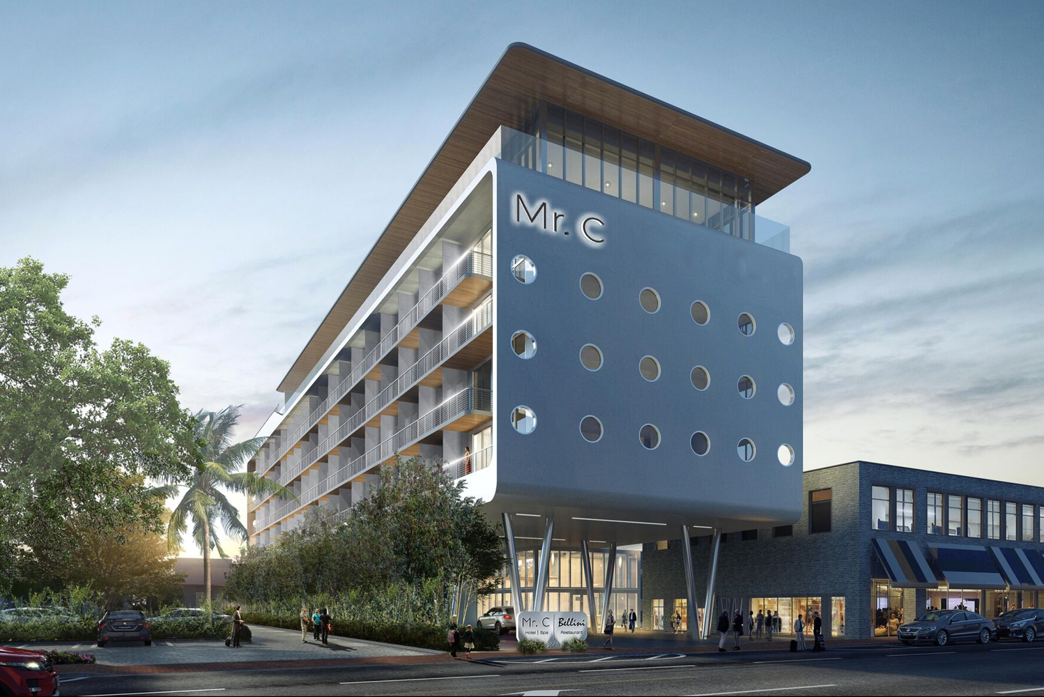 Mr. C Hotels will open Mr. C Coconut Grove in South Florida this winter.