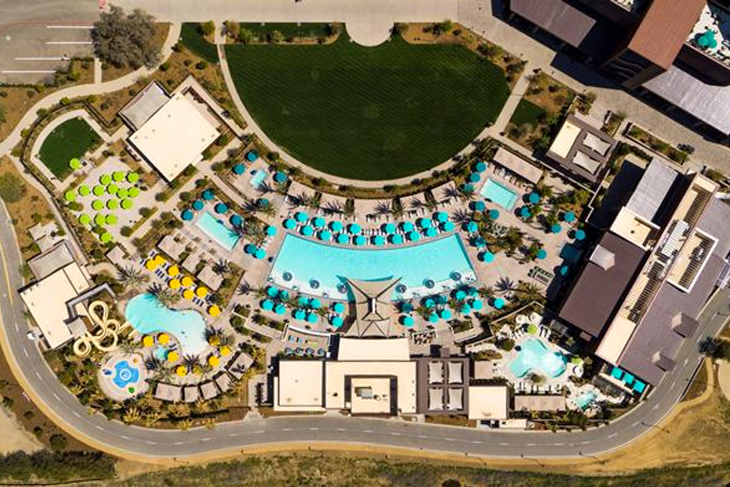 Landscape architectural firm Lifescapes International completed a landscape design for the $300 million expansion of the Pechanga Resort Casino.