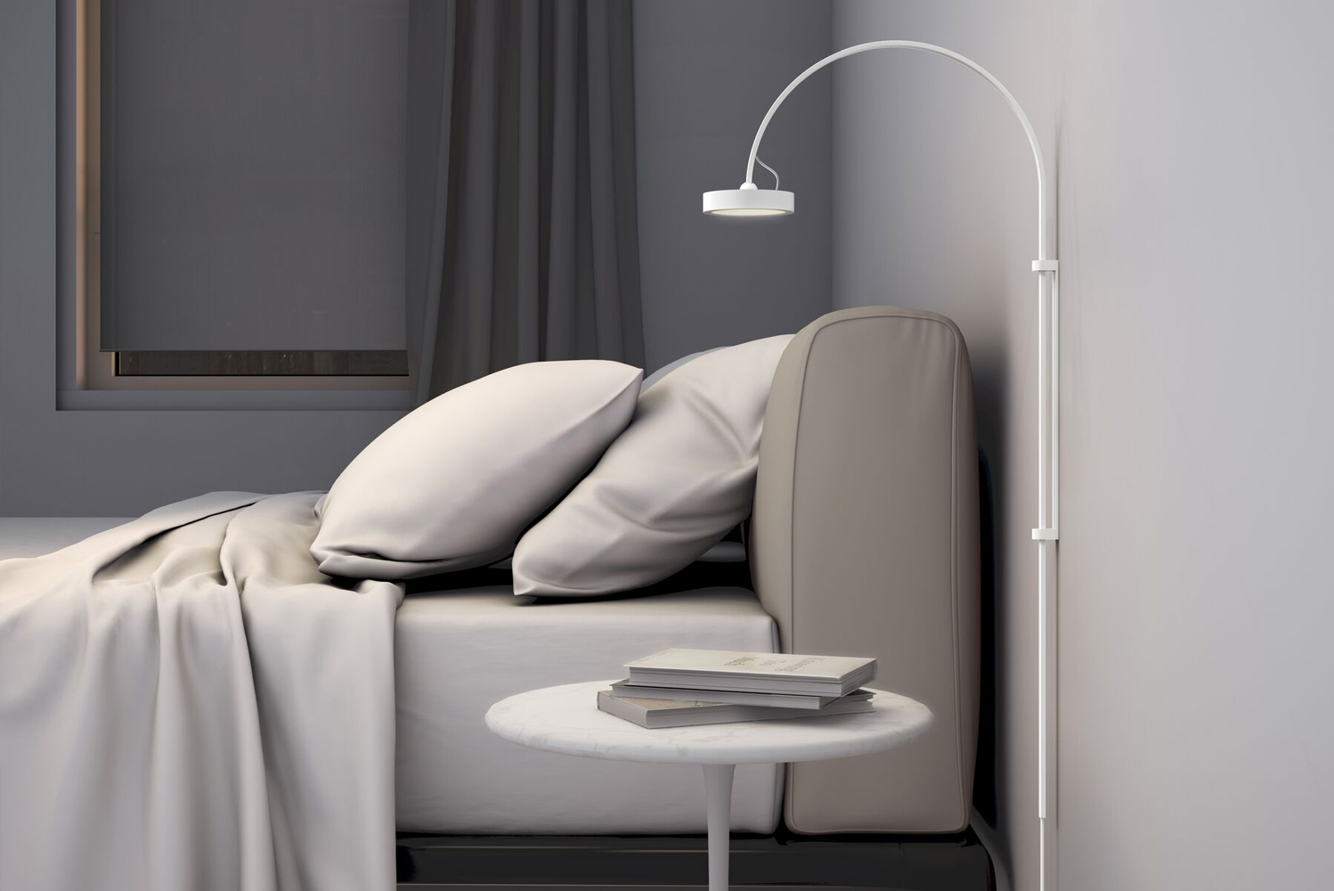 SONNEMAN—A Way of Light launched the new Pluck floor and wall lamps.