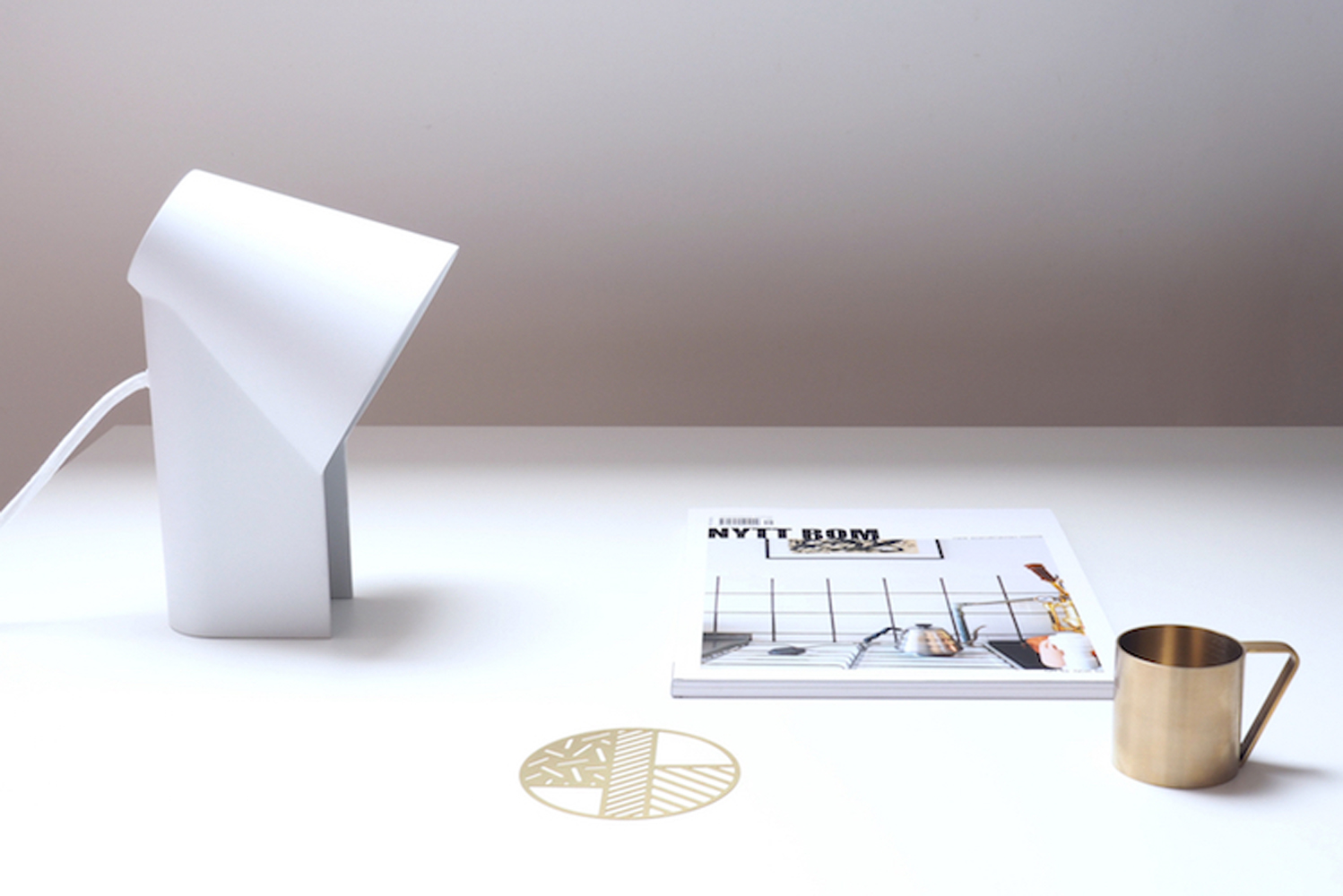 Although small in stature, Study provides just the right amount of light for a den, office or bedroom.