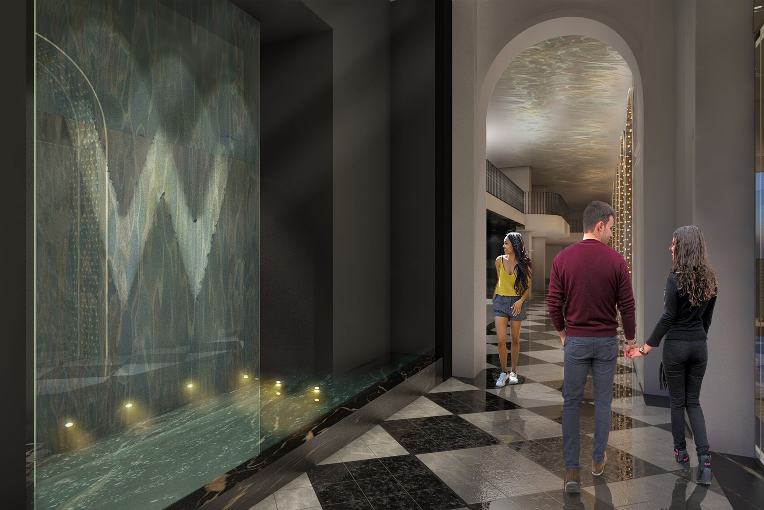 W Washington DC, the closest hotel to The White House, is undergoing a $50 million transformation that is scheduled to be completed in 2019.