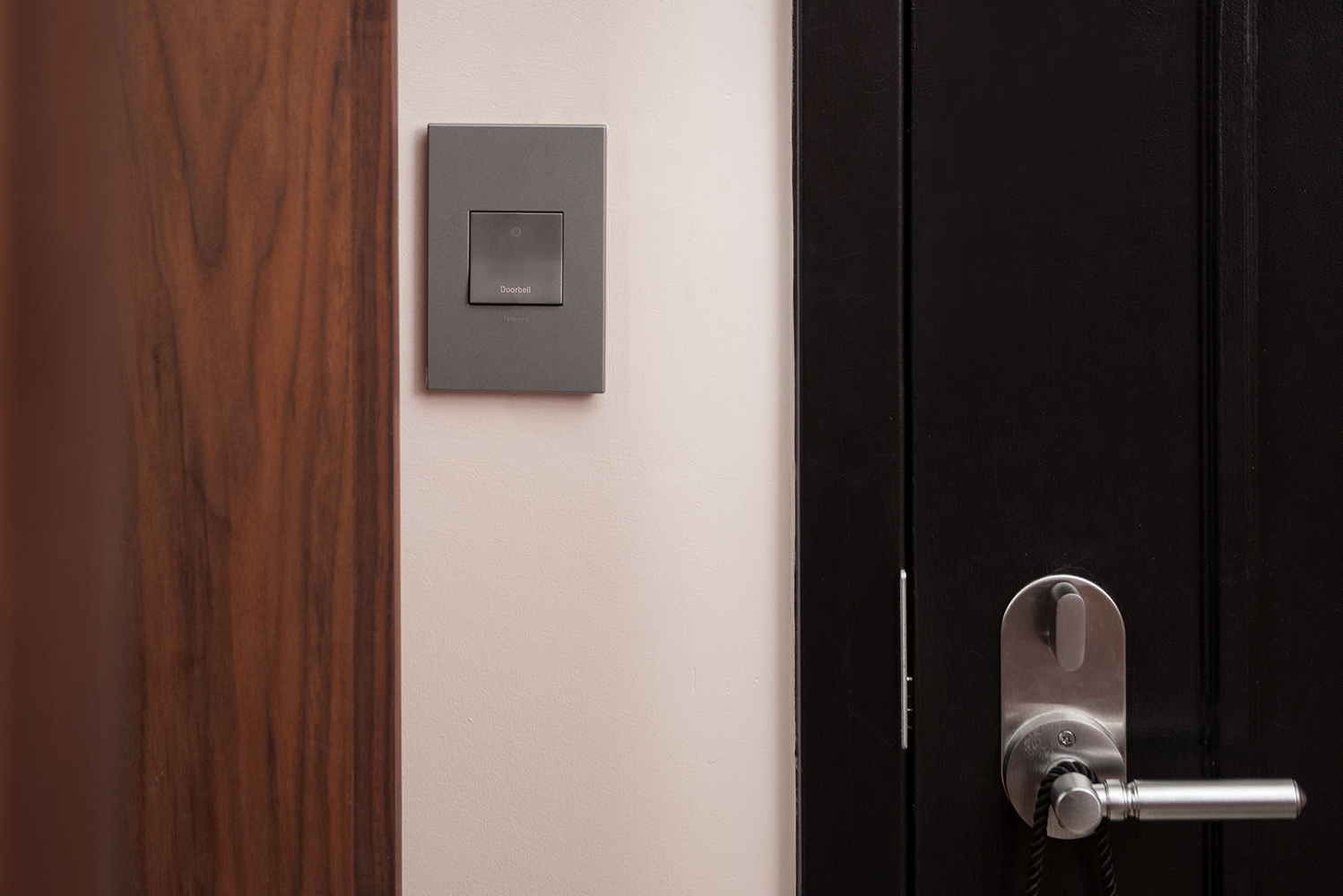 Each switch is factory-engraved to ensure quality and consistency, including master, doorbell and nightlight.