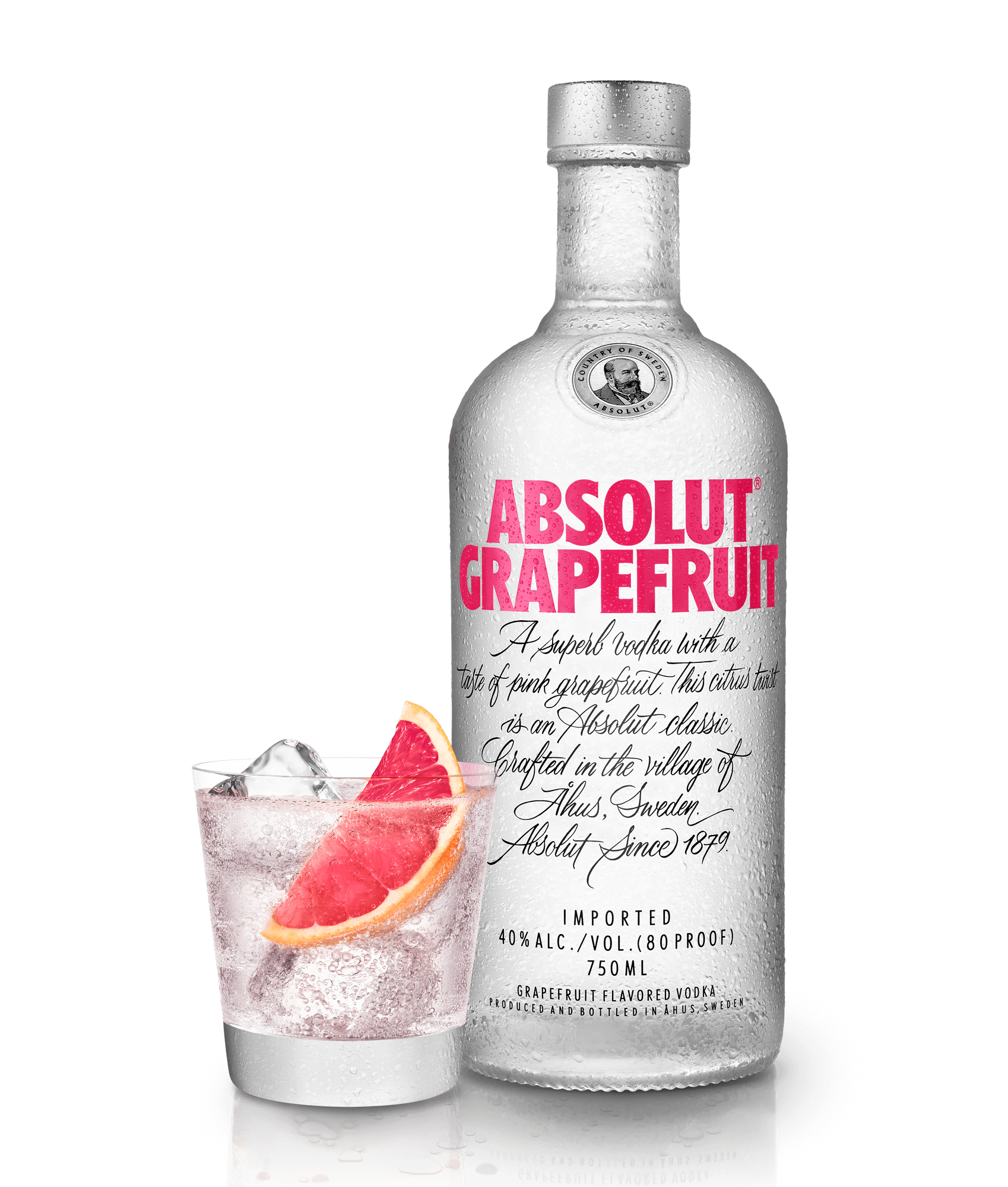 When Absolut announces a limited-edition expression, it's a big deal. When they announce a permanent addition to one of their core lineups, it's massive news. Absolut Grapefruit is a refreshing, versatile and welcome addition to the Absolut citrus line.