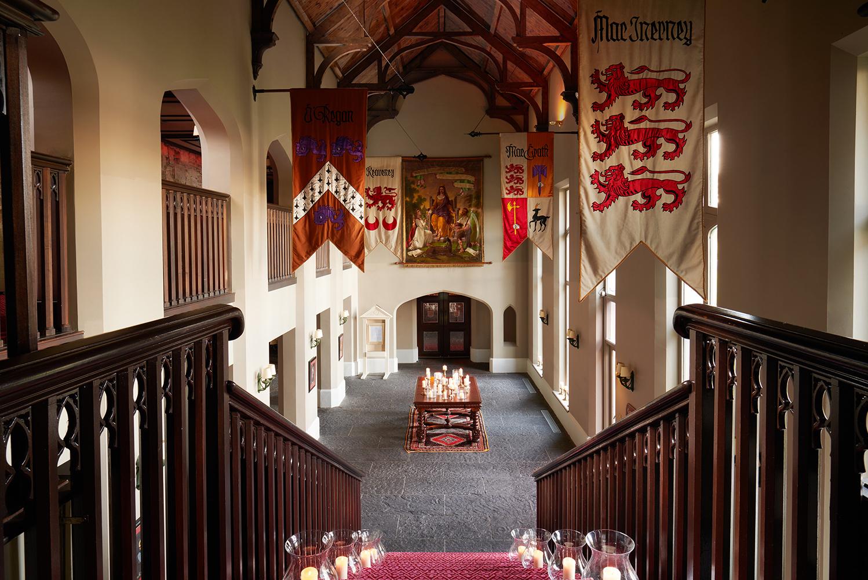 Involved in the refurbishment was interior designer Helen Casey Designer Associates.