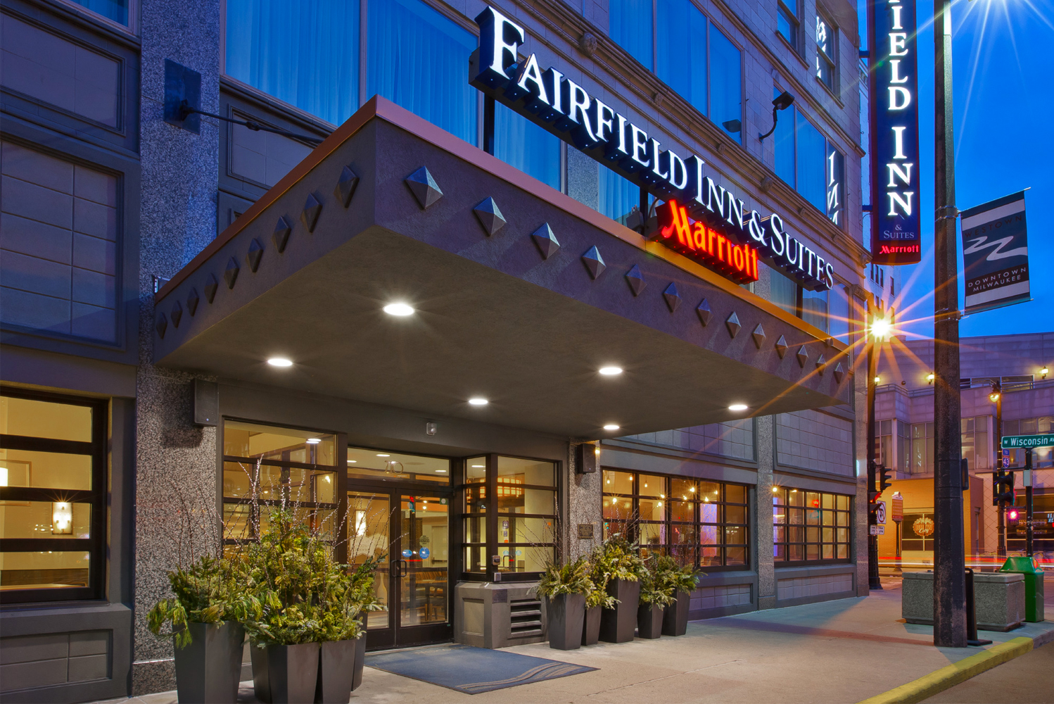 Arbor Lodging Partners renovates three hotels in the US.