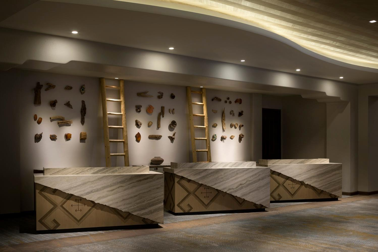 Hyatt Regency Tamaya Resort & Spa will also renovate its meeting spaces and a Santa Ana Pueblo tribal artifact display.
