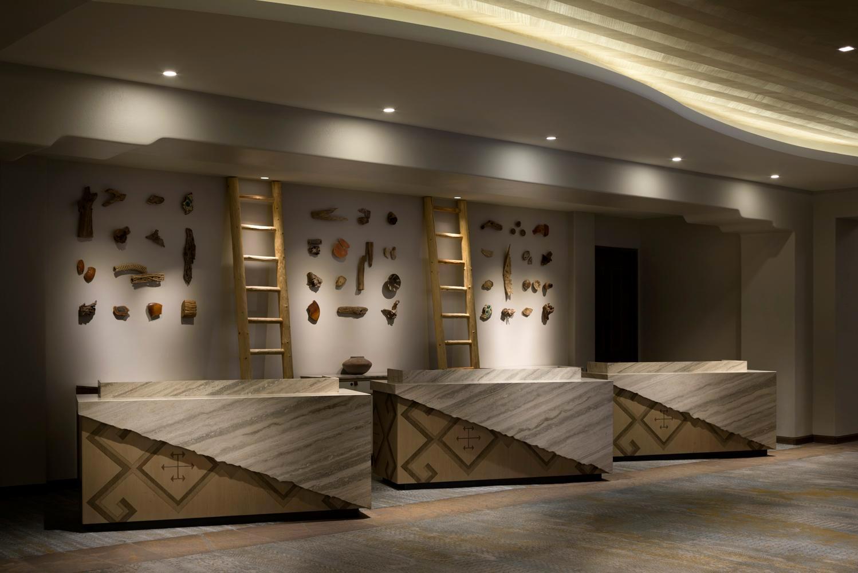 Hyatt Regency Tamaya Resort & Spa will also renovate its meeting spaces and a Santa Ana Pueblo tribal artifact display.