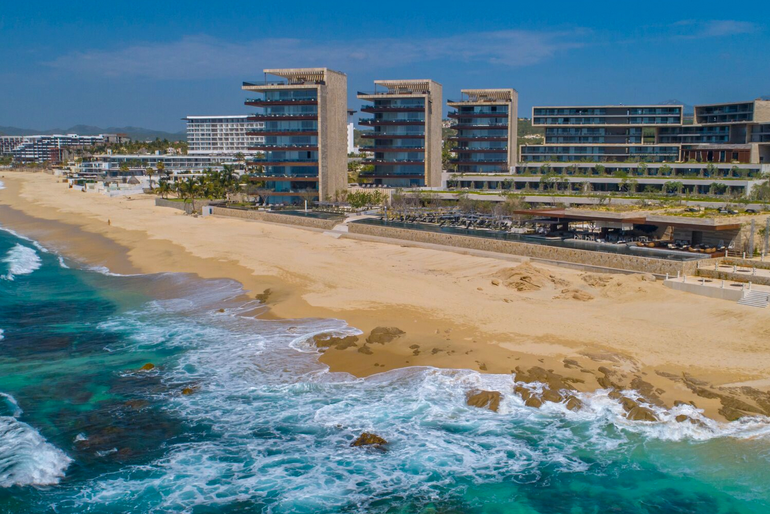 The 128-room luxury resort will pay tribute to Baja California, both in its design and guest experience.