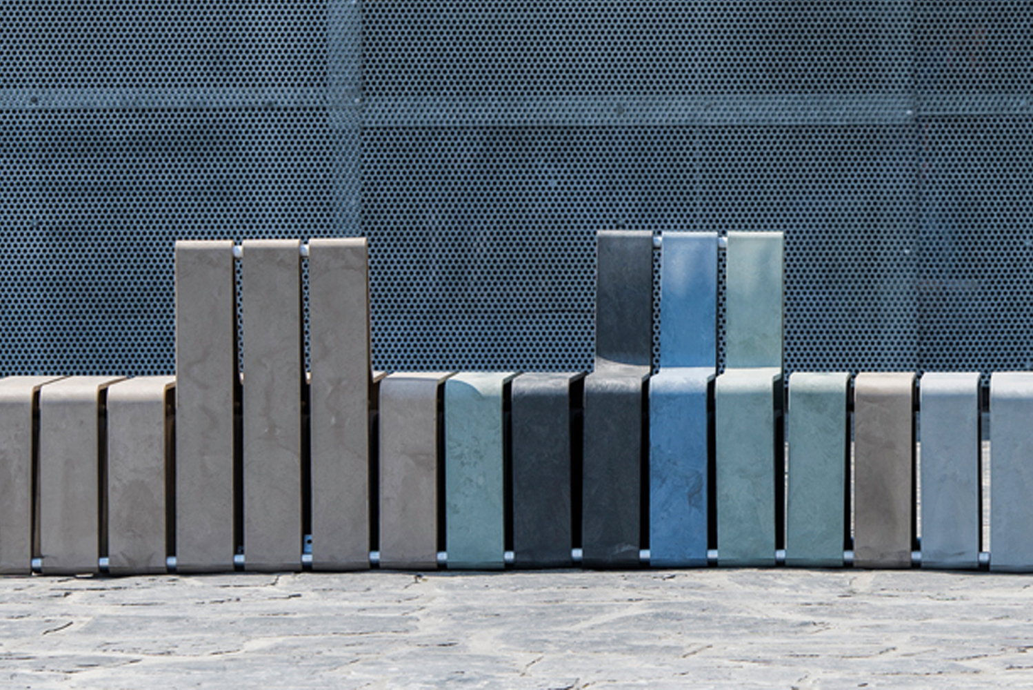 Introducing the H-Bench by Studio Segers.